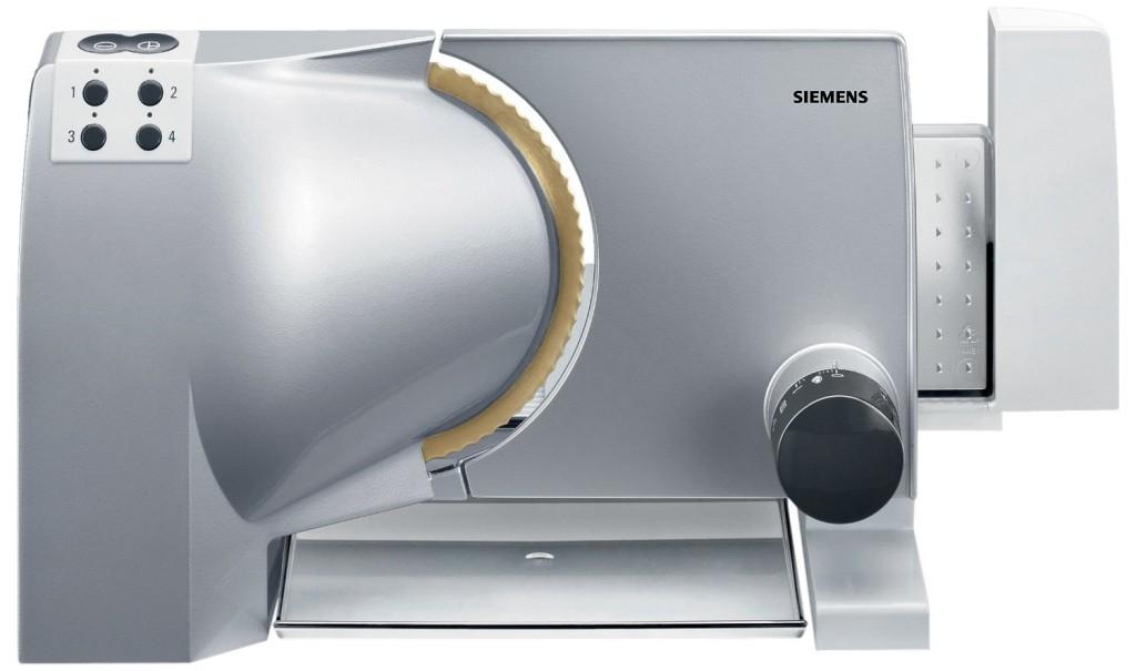 Siemens MS78002N Metall-Allesschneider